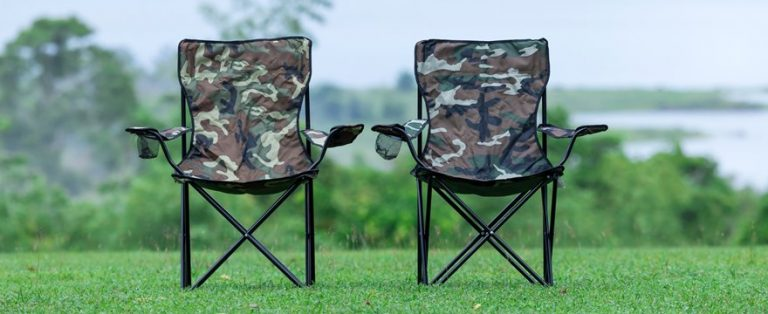 5 Best Camping Chair for Heavy Person (2020)